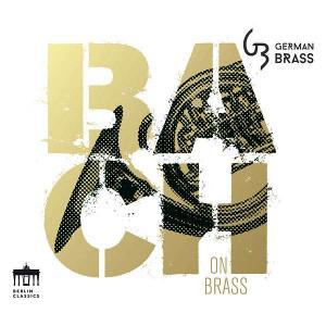 GERMAN BRASS Bach on Brass